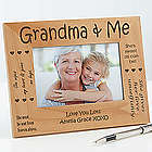 Grandparents Wooden Picture Frame