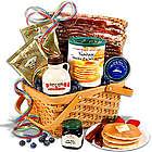 New England Breakfast Classic Gift Basket