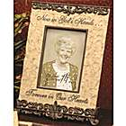'Now in God's Hands' Sympathy Frame