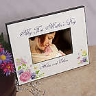 My First Mothers Day Personalized Printed Frame