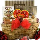 Nuts About You Valentine's Day Gift Basket