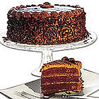 Dutch Chocolate Layer Cake
