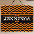 Personalized Halloween Family Slate Plaque