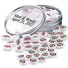 Personalized Picture Candy Peppermints Tin