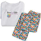 Live For Life National Cancer Institute Pajamas