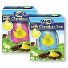 Peeps Marshmallow Milk Chocolate Egg