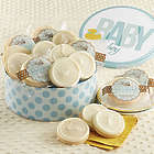 Baby Boy 16 Cookie Gift Tin