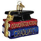 Congrats Graduate Christmas Ornament