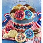 Americana Cookies and Treats Pail