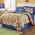 Tie Dye Complete Full Bed Set