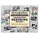 Washington Redskins History Newspaper