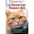 A Street Cat Named Bob: And How He Saved My Life Book