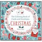 The Christmas Coloring Book of Cards and Envelopes