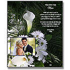 Daughter or Son Wedding Poetry Keepsake