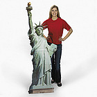 Statue of Liberty Stand-Up