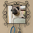 Pet Photo Iron Leash Hanger