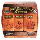 Barrel of BBQ Sauces