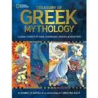 Treasury of Greek Mythology Book