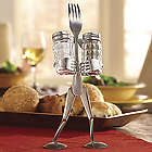 Forked Up Table Accessories Salt & Pepper Shaker Holder