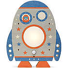 Blast Off! Rocket Nightlight