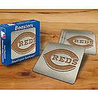Cincinnati Reds Boaster Coasters