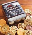Fathers Day Open Road Dad Cookie Tin
