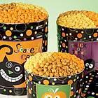 Monster Dots Popcorn 6 1/2 Gallon 3 Way Tin