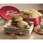Walnut Oatmeal Pumpkin Cookie Tin
