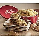 Walnut Oatmeal Pumpkin Cookie Tin