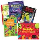 Monster Activity Books