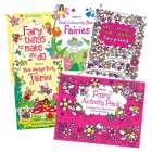 Fairy Activity Books