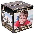 Graduate's Custom Photo Card Box