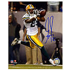 Greg Jennings' Green Bay Packers Autographed Photo