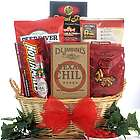 Best Dad Ever Hot and Spicy Gourmet Gift Basket