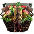 Over-the-Top Gourmet Food Gift Basket