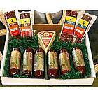 Buffalo, Elk and Venison Snack Gift Box