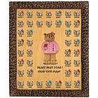 Personalized Principal Bear on Plaque