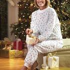 Womens Carole Snowflake Pajamas