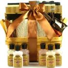 Tuscan Hills Spa Collection and Sweets Gift Basket