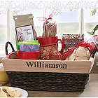 Personalized Basket Liner