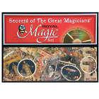 Secrets of the Great Magicians Royal Magic Set