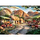 Bread Village 1,000-Piece Jigsaw Puzzle