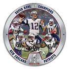 New England Patriots Super Bowl LI Champions Collector Plate