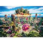 Food Coralscape 1,000-Piece Jigsaw Puzzle