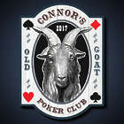 Personalized Old Goat Poker Room Sign