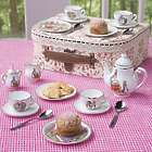 Peter Rabbit Child's Tea Set in Suitcase Box