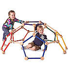 Children's Wooden Indoor Climbing Dome