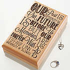Personalized Graduation Memories Valet/Jewelry Box