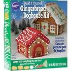 Gingerbread Doghouse Kit