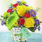 Celebrate the Day Present Flower Bouquet